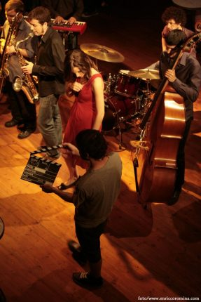 Rodatge Videoclip The Gramophone Allstars