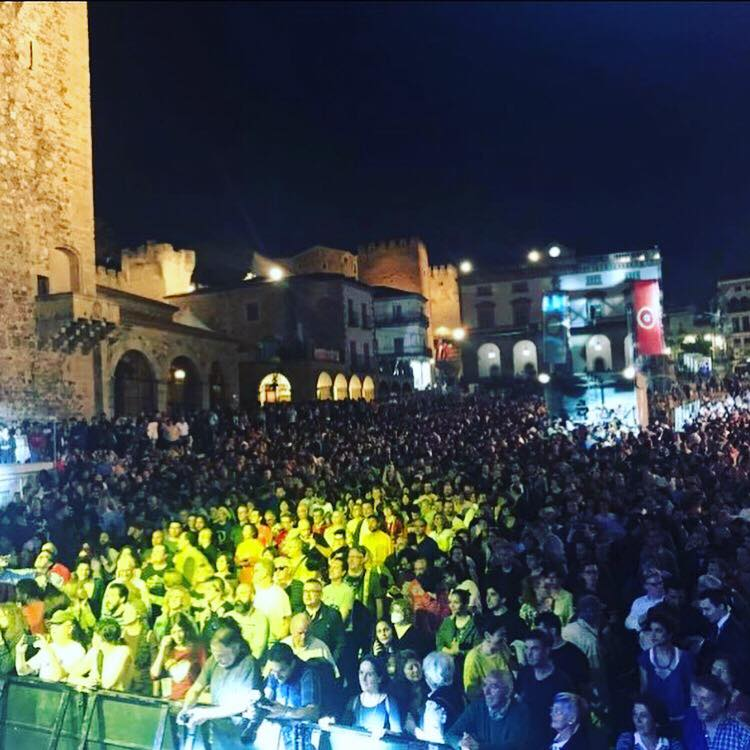 Èxit absolut al WOMAD 2018!